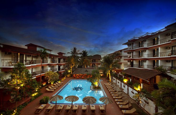 4 Star Pride Sun Village Resort Spa in Goa