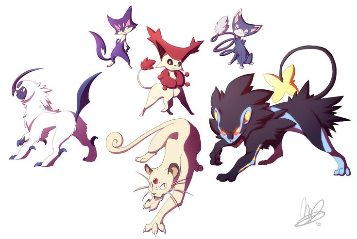 PV: Liam's Pokemon Team by Lanmana.deviantart.com on @DeviantArt