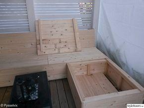 altan,förvaring,platsbyggd soffa