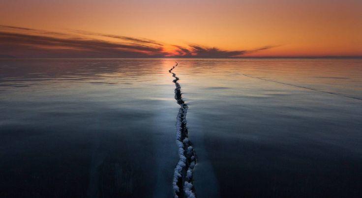 Bajkał - Rzucił wszystko i został fotografem. Tak bardzo zachwycił go Bajkał…