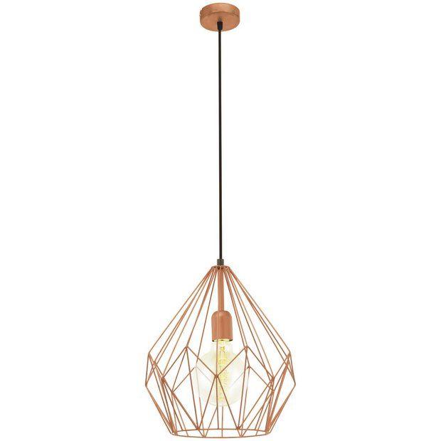 Pendant Light Copper Ceiling Lights