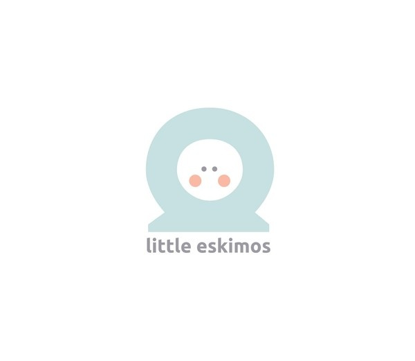 Little Eskimos by Pamela Moreno, via Behance