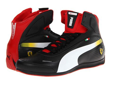 puma ferrari men shoes