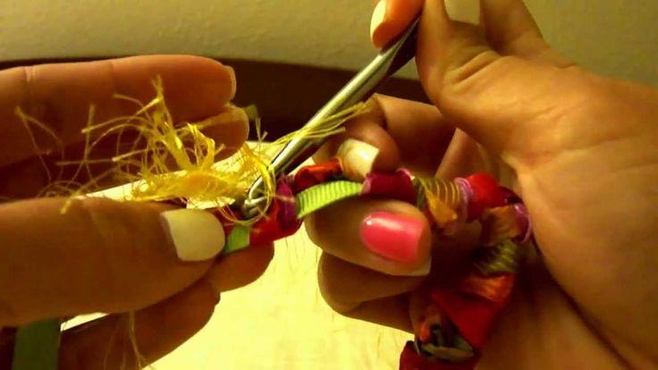 ribbon lei instructions online