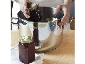 Marmellate e conserve: la sterilizzazione del prodotto finito