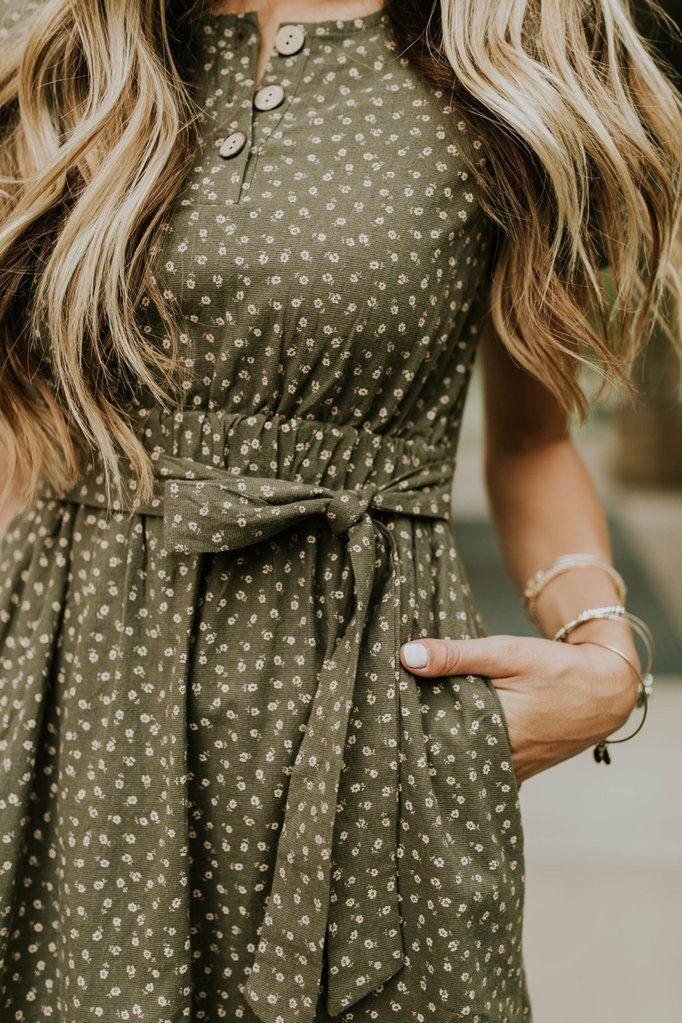Emerson Floral Dress 15