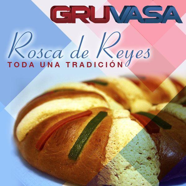 #RoscadeReyes #Tradición