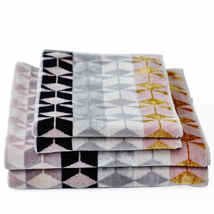 Fidelis Bath Towel Bathroom Makeover Set