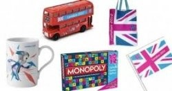 Olympic Games Merchandise The London Olympics 2012 will be a time of