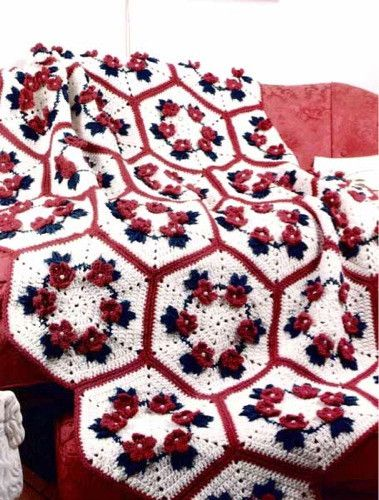 17 Best images about Crochet Afghans on Pinterest Afghan ...