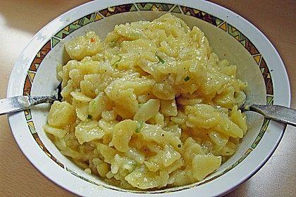 Schwäbischer Kartoffelsalat (Rezept mit Bild) von Akimo   Chefkoch.de