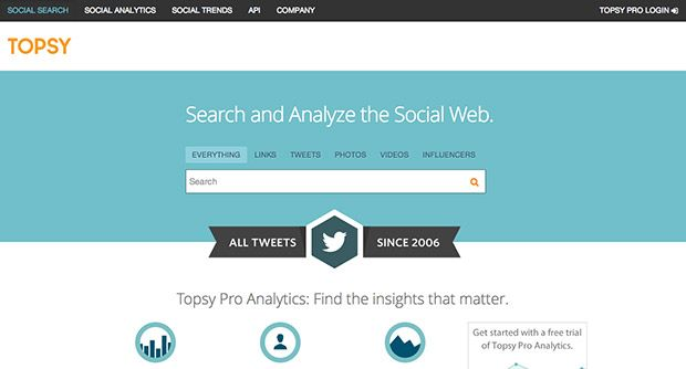 Topsy lets you search tweets from 2006, look up old cringeworthy posts - http://salefire.net/2013/topsy-lets-you-search-tweets-from-2006-look-up-old-cringeworthy-posts/?utm_source=PN_medium=Topsy+lets+you+search+tweets+from+2006%2C+look+up+old+cringeworthy+posts_campaign=SNAP-from-SaleFire