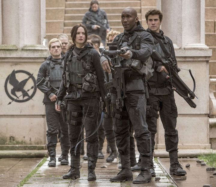 "How The ""Hunger Games"" Team Brought ""Mockingjay � Part 2"" From The Page To The Screen"