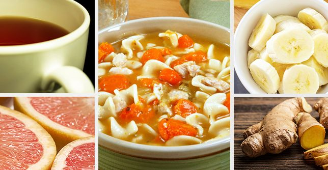 The Best and Worst Foods to Eat When You're Sick --By Cindy Shih @cshih7 on February 12, 2014