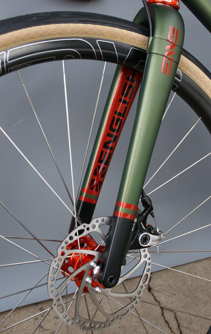 Kwiyono S Road Bike English Cycles