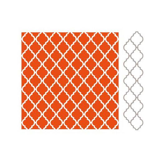 Marianne Design Embossing Folder & Cutting Die - Marrakesh DF3416