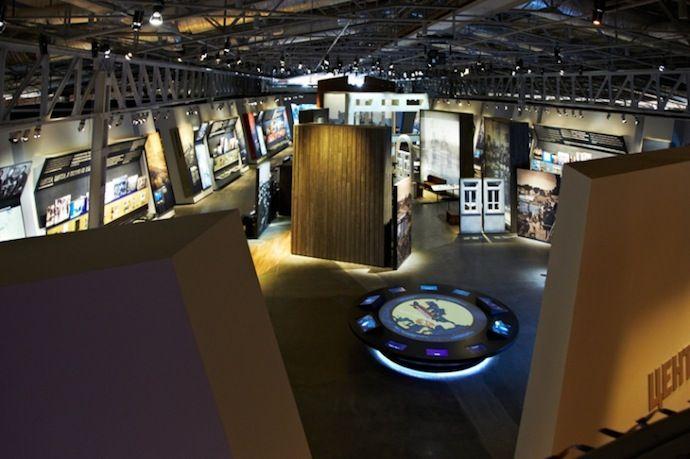 В Москве открылся Еврейский музей (фото 22) // Audio-visual Technology by Kraftwerk Living Technologies // www.kraftwerk.at