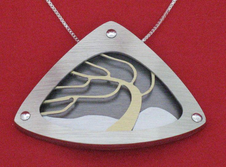 J R Franco Canadian aluminum jewellery