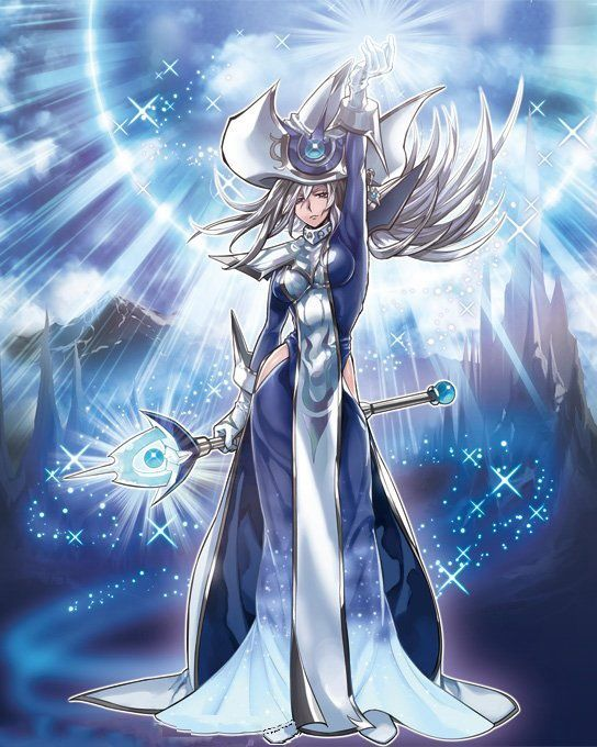 Silent Magician (New Yugioh card) by Sokratis-Greece