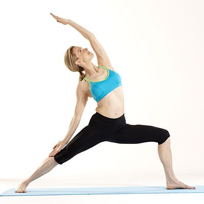 Magic Yoga Moves that slims your waist and gives you a flat belly