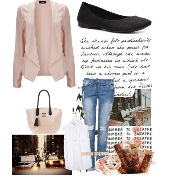 """I'm in love with this outfit! """"everyday beauty"""" by oswin-pond on Polyvore"""