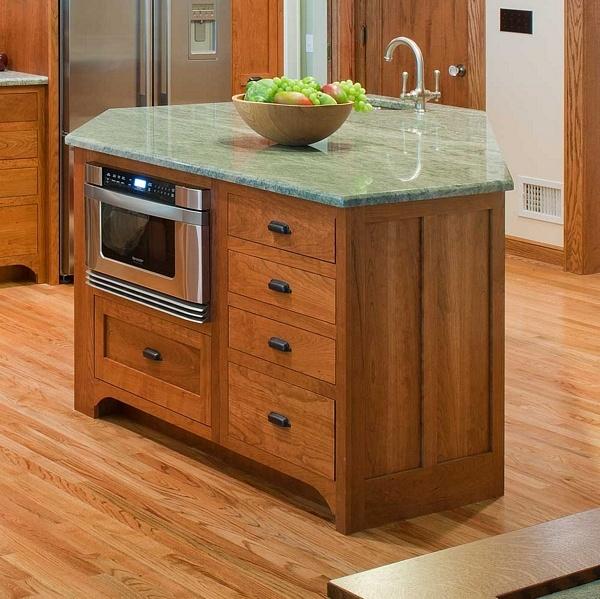 Image Detail For  50+ Custom Kitchen Island Ideas | Revedecor