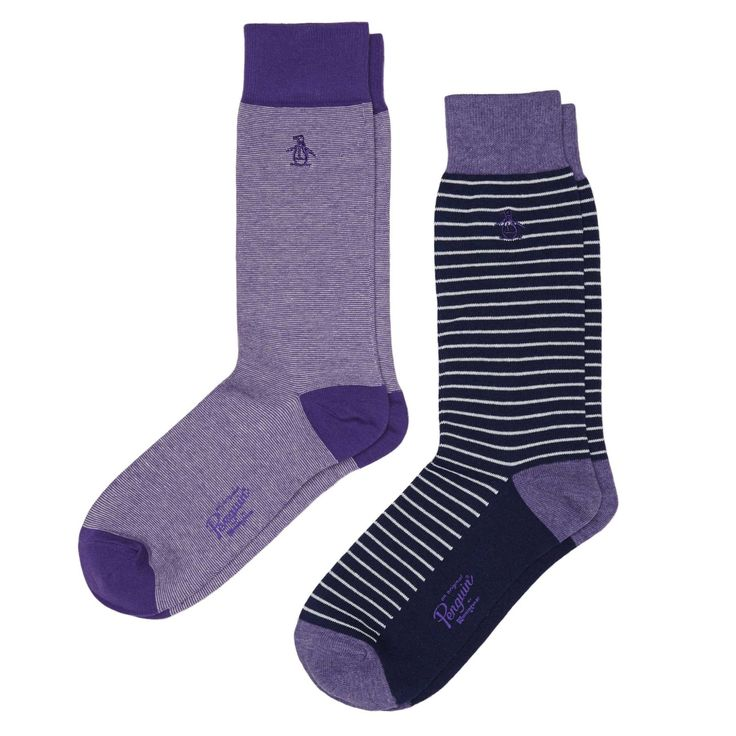 #FashionVault #perry ellis #Men #Accessories - Check this : Original Penguin ARNESON AND BALBOA SOCK TWO PACK for $16.99 USD