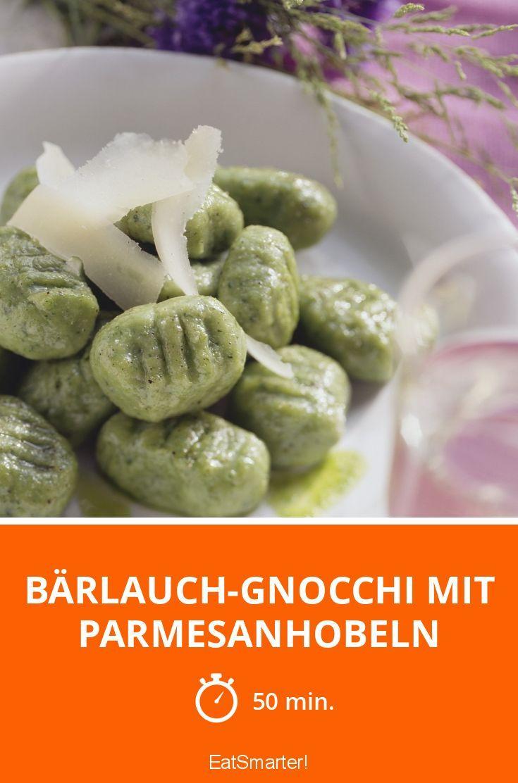 Wow, sehen diese Bärlauch-Gnocchi gut aus!