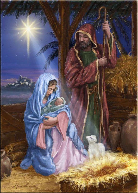 Картинки с рождением христа