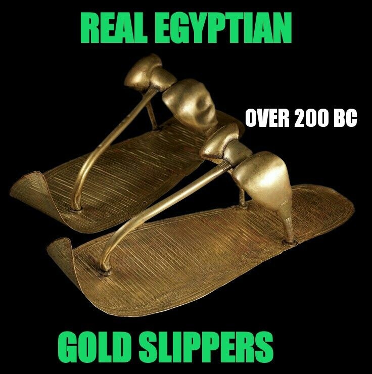 Found in King Tut's tomb
