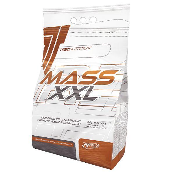 Trec - MASS XXL 3KG +Shaker+1 porcja