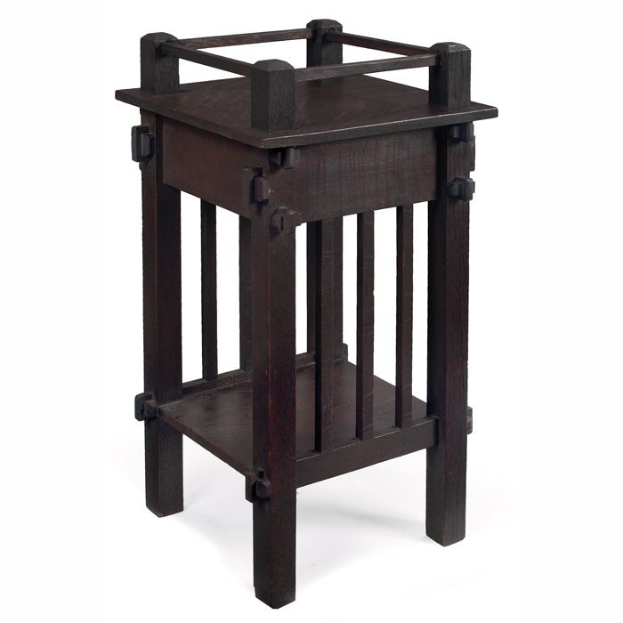 100 best arts crafts mission style plant stands images for G plan heritage dining room furniture