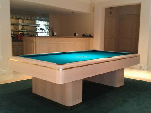78 images about pool table size on pinterest luxury pools pool table room and dining rooms. Black Bedroom Furniture Sets. Home Design Ideas