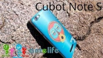 Cubot Note S smartphone review