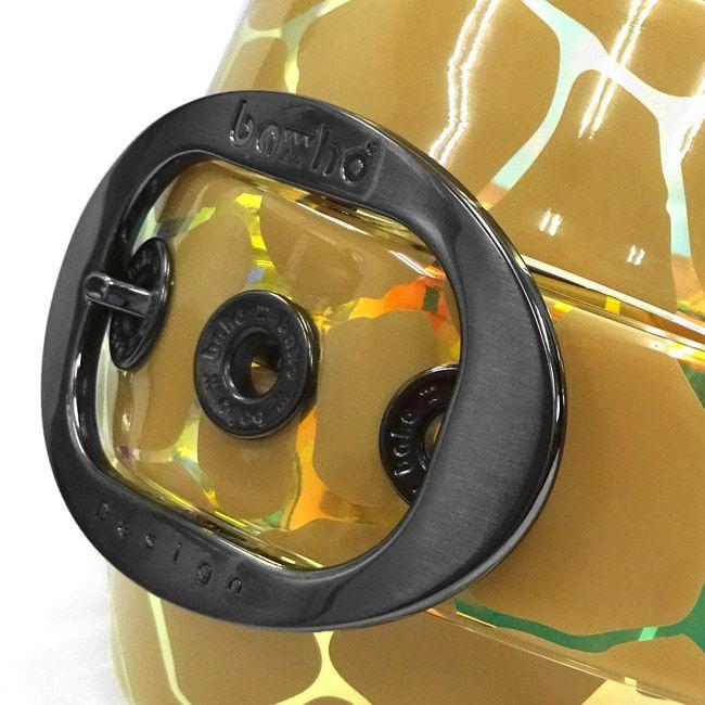 ジラフ ミラージュ ベージュ 39mm  http://bahodesign.com/giraffe-78   #ゴルフ #ベルト #bahodesign #バホデザイン #バホ #日本 #大阪 #ホログラム #ミラージュ #ごるふ #亀谷産業