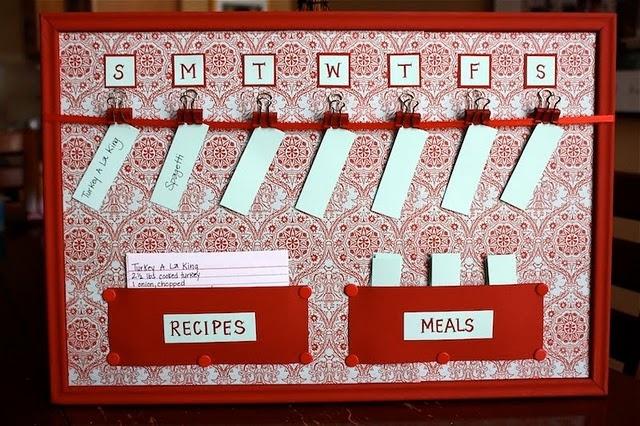 Menu Planning Calendar: Meal Planning, Meals, Meal Planner, Menu Boards, Craft Ideas, Things Beautiful, Menu Planning