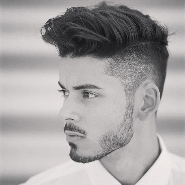 Like us on Facebook.com/4hishair . More hairstyles @menshair.jpg ✂️✔️. Hairstyle by @abbasmomo. #4hairpleasure