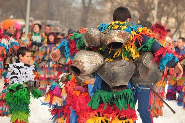International festival of Masquerade Games SURVA 2017. Pernik Bulgaria. Photo by Lana Temina. #surva #festival #kukeri #surva2017 #perniik #mask #carnival #bulgaria #кукери #сурва2017 #маски #интересные #путешествия #фото #традиции #народные #travel