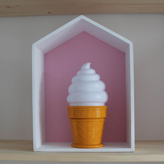 Pink Shelf house от vamvigvam на Etsy