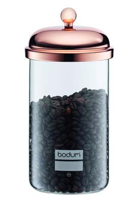 10 best top 10 best coffee storage containers in 2017 reviews images bodum copper classic storage jar workwithnaturefo