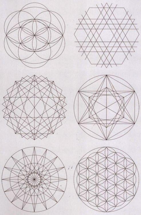 sacred geometry floweroflife