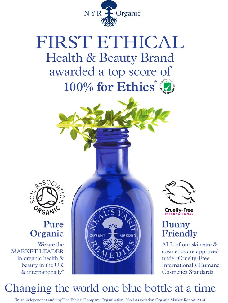 NYROrganic. (The most) Ethical, award-winning health and beauty, with something for all members of the family. Us.nyrorganic.com/shop/denisemazza