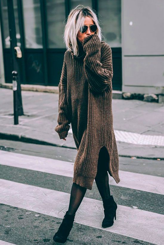 From cheap to chic, fishnet tights are officially back in style. See how to wear the season's 'it' accessory with these 15 cool street style looks.