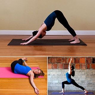 Post-Work Yoga Sequence