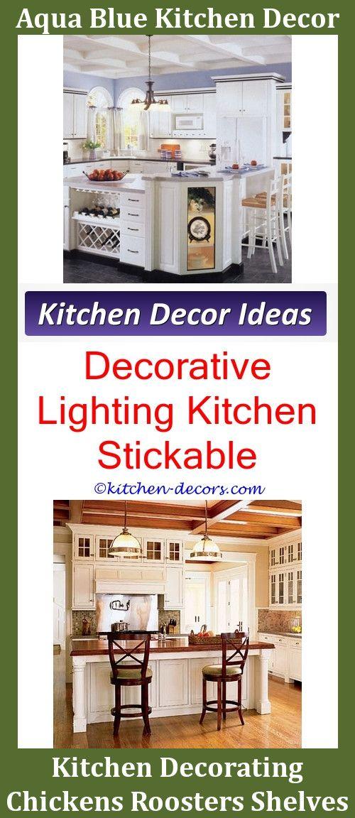 Kitchen Design Above Kitchen Cabinet Decorative Accents