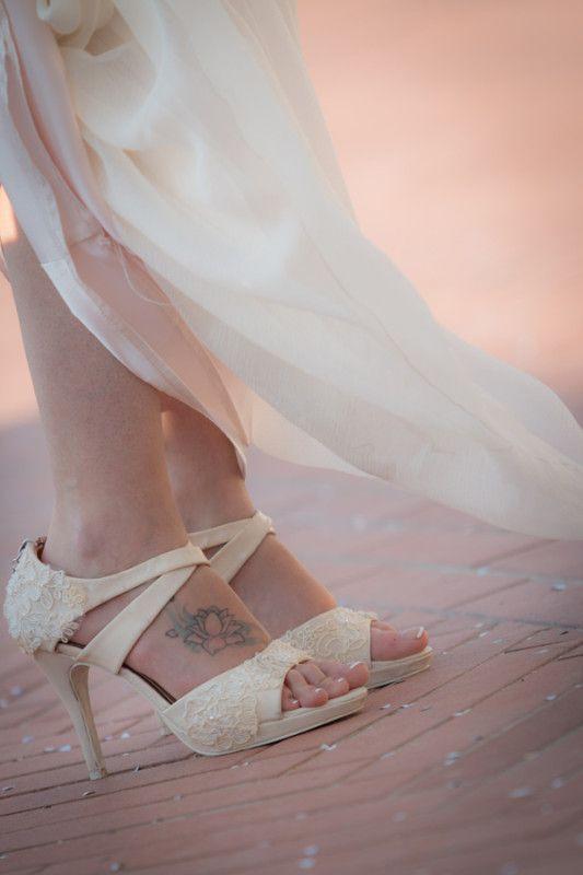 Scarpe sposa low cost
