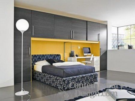 Small bedroom arrangement ideas. People who discover hurdles when designing a small bedroom must check the tips on how to arrange bedroom accessories in a small bedroom. The furnishings in a small bedroom must be compact, simple and easy.