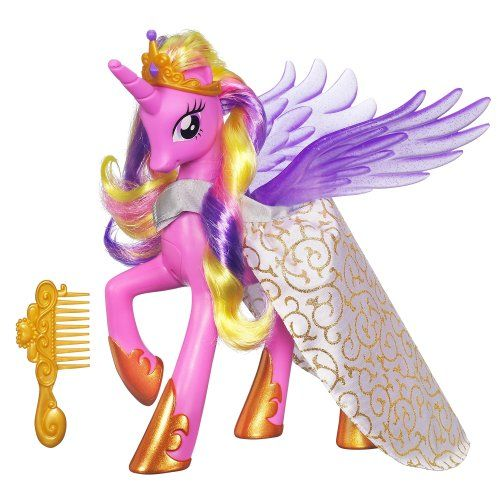 My Little Pony Princess Cadance My Little Pony http://www.amazon.com/dp/B00859GJZS/ref=cm_sw_r_pi_dp_75ewub0G5HQ92
