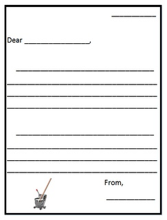 Best First Grade Letter Writing Images On