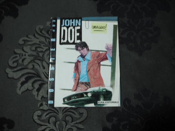 John Doe Dossier #03 + altro Bonelli